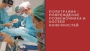 Политравма у собак: хирургическое лечение повреждения позвоночника и костей периферического скелета
