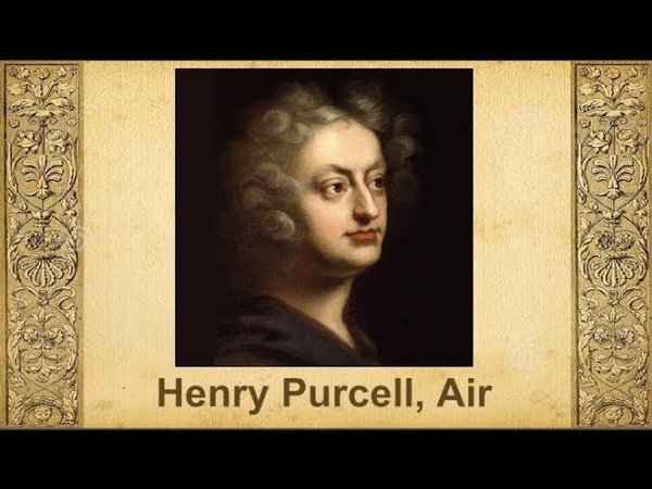 Henry Purcell, Air in d-moll