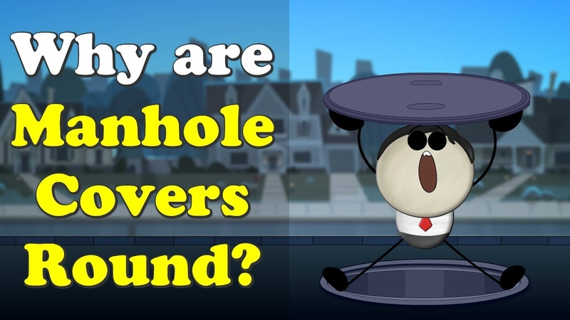 Why are Manhole Covers Round
