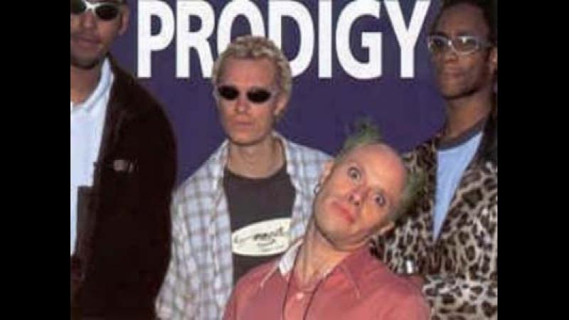 The P R O D I G Y - The Fat of The Land ( Live! In LONDON Bridge, U.K.1996, UnLimited Edition Version )