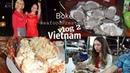 БОКЕ Рыбный рынок ресторан во Вьетнаме Муйне ЦЕНЫ НА СВЕЖИЕ МОРЕПРОДУКТЫ 2017