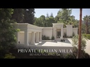 Private Italian Villa in Beverly Hills Post Office
