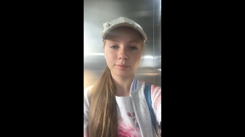 Настёна Альтапова — Live