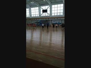спартакиада ветеранов спорта игра за 3 - 4 место тобольский район - казанский район