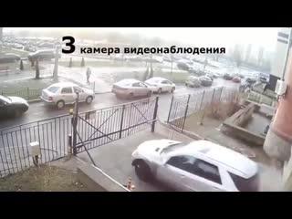 Самое нелепое видео погони спецназа за подозреваемым появилось в Сети