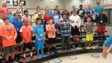 InspireChoir Rehearsal, Harpool MS Men's Choirs