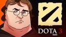 DOTA 3 OFFICIAL GAMEPLAY