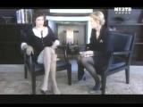 Мила Йовович и Рената Литвинова
