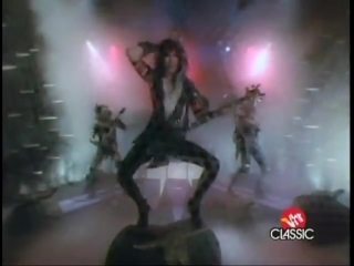W.A.S.P. - I Wanna Be Somebody (HQ)