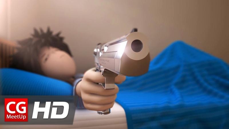 CGI Animated Short Film Alarm by Moohyun Jang | CGMeetup