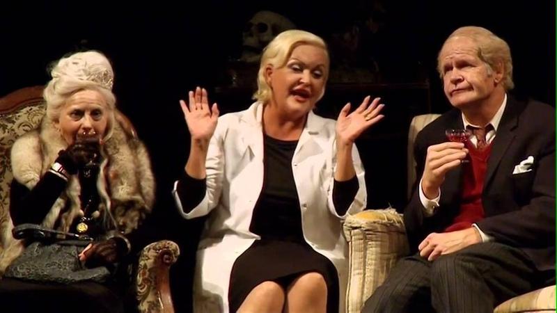 Ewig Jung im Deutschen Theater 2014