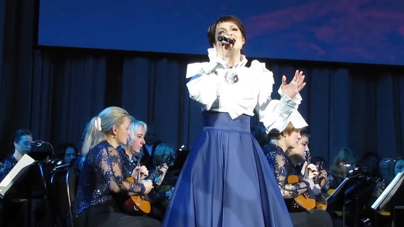 Выступление Клары Полухиной