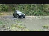 Subaru Legacy Outback Off-road