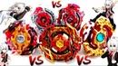 CHO-Z SPRIGGAN vs ALL SPRIGGANS Evolutions Beyblade Burst Turbo Chouzetsuベイブレードバースト超ゼツ