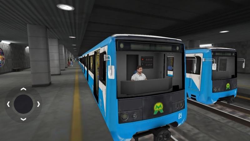 Наконец-то! Тестим Режим Пассажира в Subway Simulator 3d!