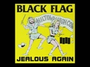 Black Flag Jealous Again Full and Expanded EP 1980