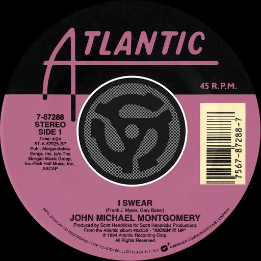 John Michael Montgomery альбом I Swear / Dream On Texas Ladies [Digital 45]