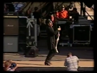 King diamond - the invisible guests (monsters of rock ' 96