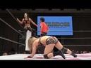 Io Shirai vs Shayna Baszler Stardom Stardom Of Champions
