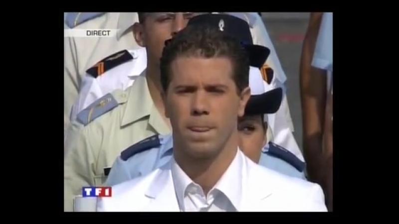 Le chant des partisans, defile 14 07 06, philippe brocard