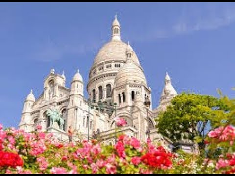 DHS INTERNATIONALS TV Destination PARIS Sacre Coeur et Moulin Rouge