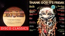 THANKS GOD IT'S FRIDAY Popular DISCO music - Disc 2 (Side 3 / 4)