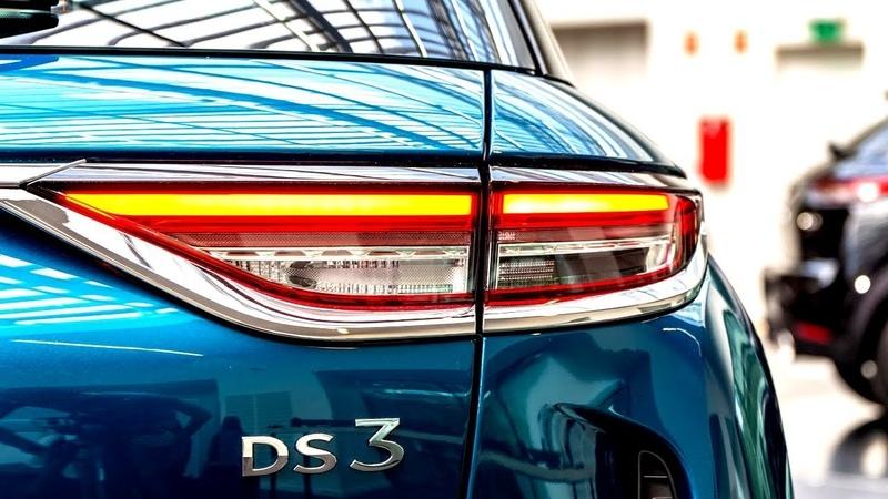 NEW 2019 DS3 CROSSBACK GREAT PREMIUM SUV EXTERIOR AND INTERIOR