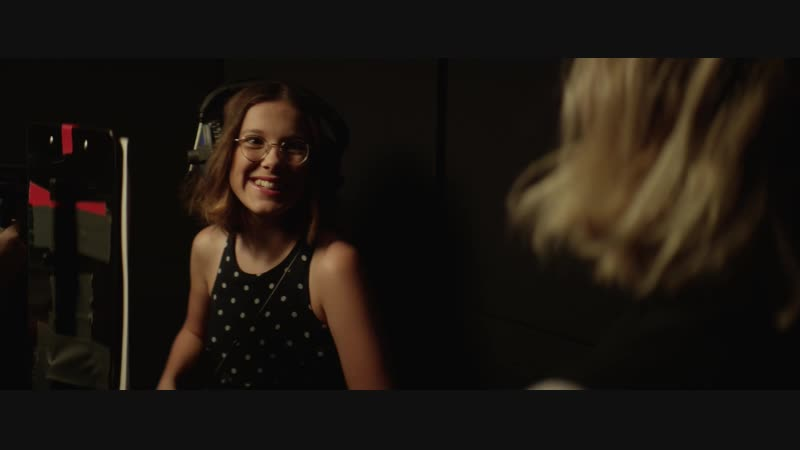 SPHERES Behind The Scene with Millie Bobby Brown and Director Eliza McNitt