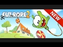 Cut the Rope 2 Game passing 21-31 level cartoon game 2017 video 3 episode online free