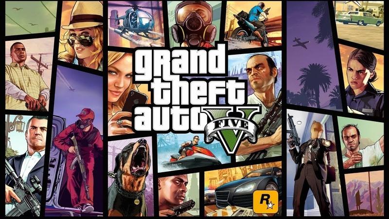 Вечер with Miz 13 - Grand Theft Auto V