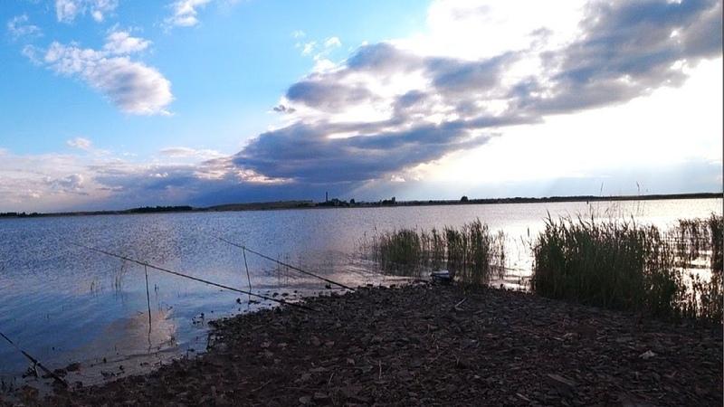 Рыбалка на СУДАКА с НОЧЁВКОЙ Ловля судака на НАРЕЗКУ