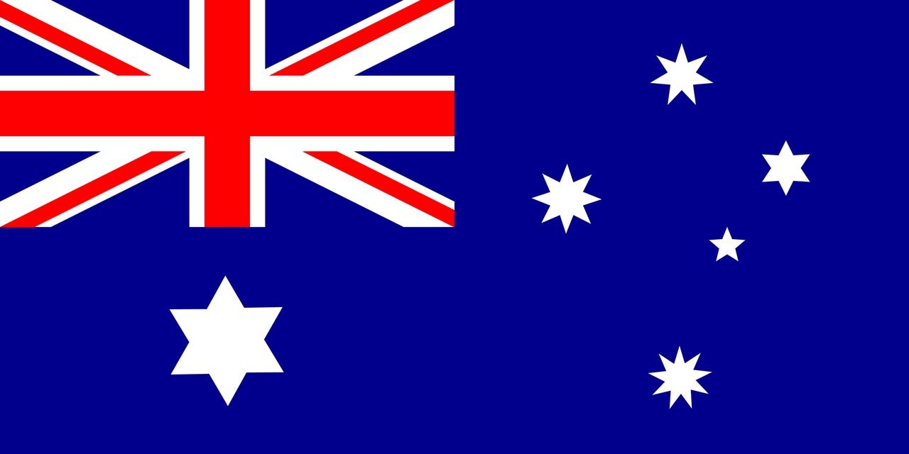 Флаг Остров Херд и острова Макдональд