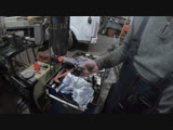 КМУ Palfinger PK6500 на бортовом Hyundai. Замена электромагнитного вакуумного клапана Camozzi G77/G771