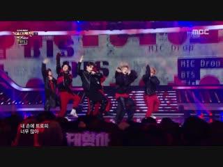 [hot] bts - mic drop (steve aoki remix) , 방탄소년단 - mic drop (steve   aoki remix)