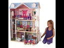 KidKraft My Dreamy Dollhouse with Furniture 👧 TOY Review