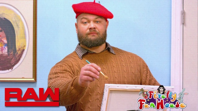 Bray Wyatt paints a surprising picture on Firefly Fun House Raw April 29 2019
