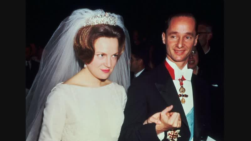 Свадьба Принцессы Нидерландов Ирэны и Герцога Пармского Карлоса Уго, 29 апреля 1964 г.