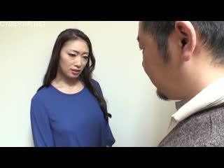 Reiko kobayakawa - hot married woman caught cheating by her father-in-law