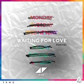Avicii альбом Waiting For Love