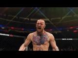 McGregor vs Cerrone UFC 3