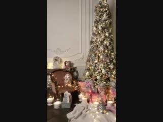 Новогодний декор в Angels