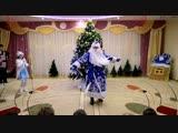Дед Мороз ЖЖЕТ, у сына в садике !!))