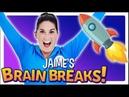 Jaime's Brain Breaks 1 Ready to Launch