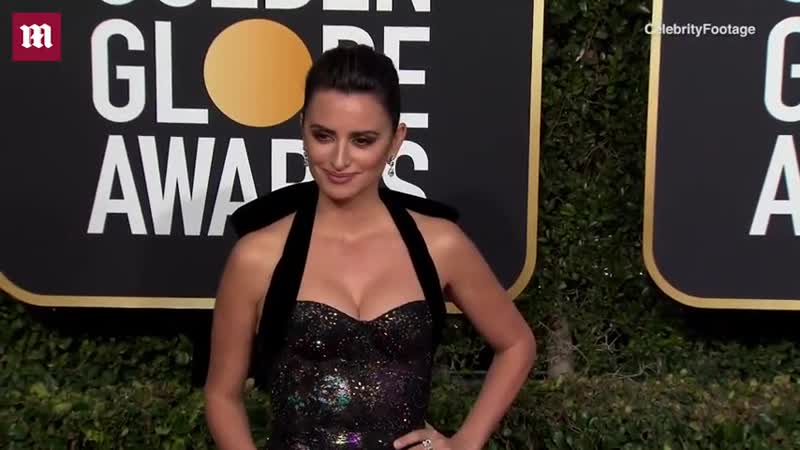 Out of this World Penelope Cruz at 2019 Golden Globe Awards