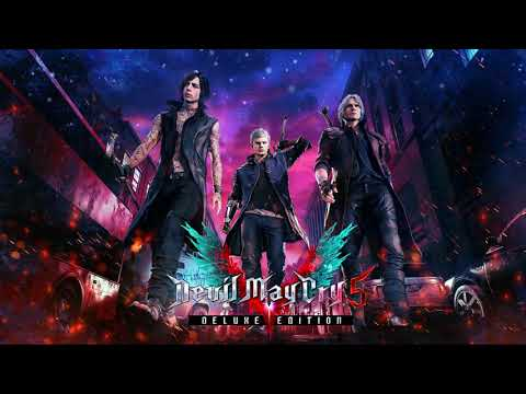 Devil May Cry 5 Deluxe Edition OST | Devil Trigger PS4 Pre-Order Theme | 1 Hour | デビル メイ クライ 5