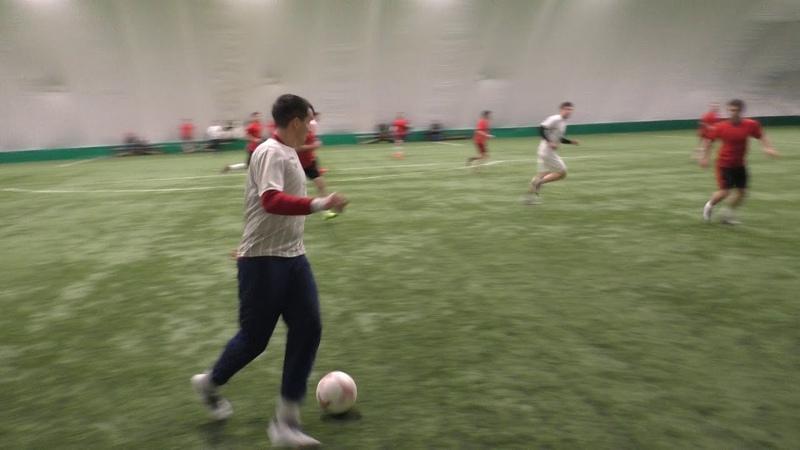 ФК Арарат 1973 3:1 GINZA PROJECT (Полный матч)