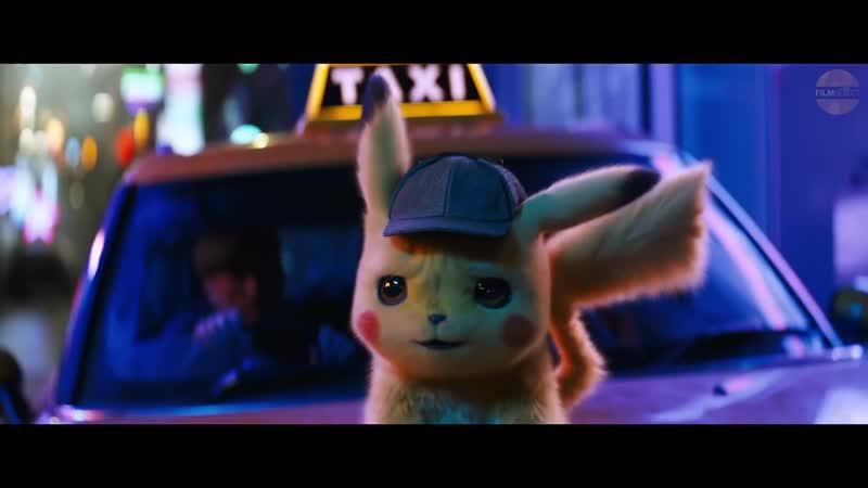 POKEMON DETECTIVE PIKACHU Teaser Trailer 3 (2019)