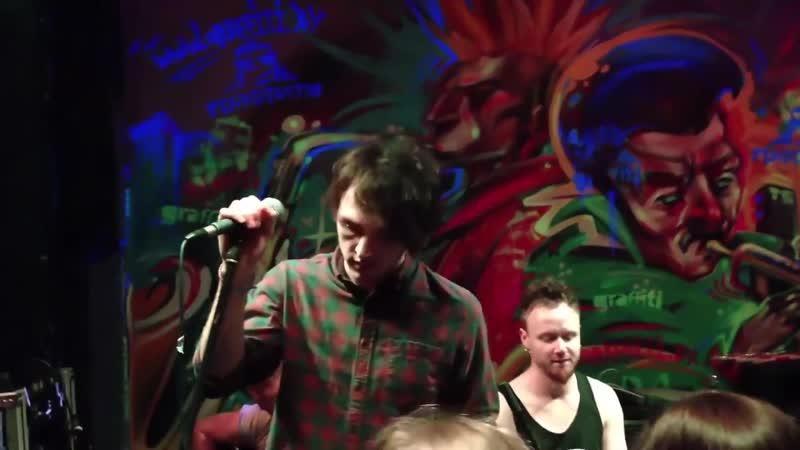 Валентин Стрыкало - Акустический концерт в пабе Граффити (Минск) 26.05.2013