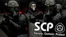 СОБАКА ДИПЛОМАТ ИЛИ SCP Secret Laboratory 1