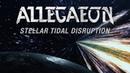 Allegaeon Stellar Tidal Disruption (OFFICIAL VIDEO)